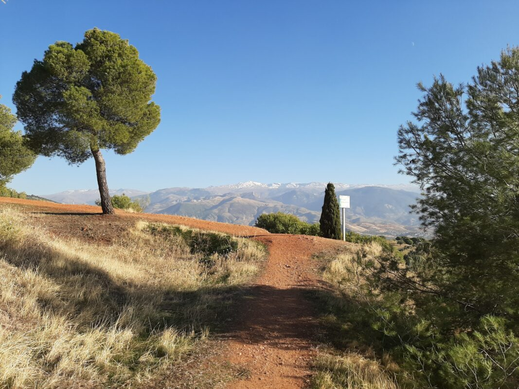 Granada is surrounded by stunning countryside.